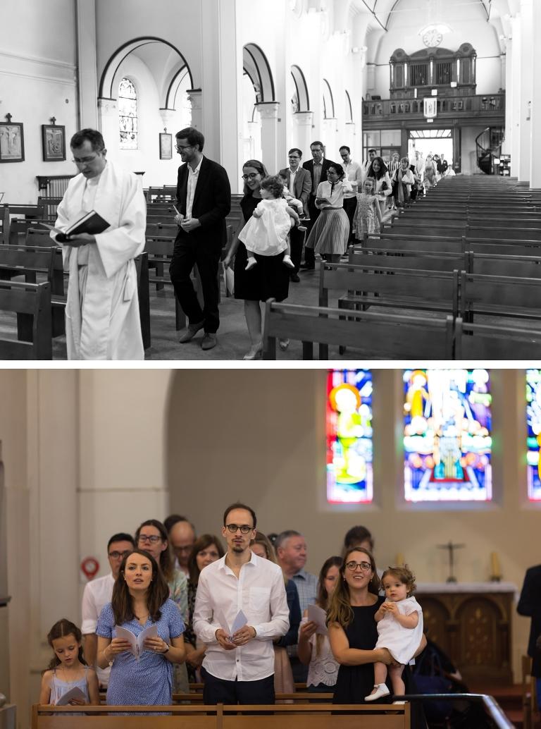 Baptême à La Garenne-Colombes