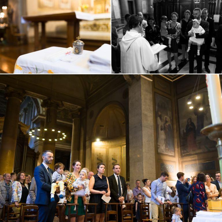 reportage de baptême à Paris