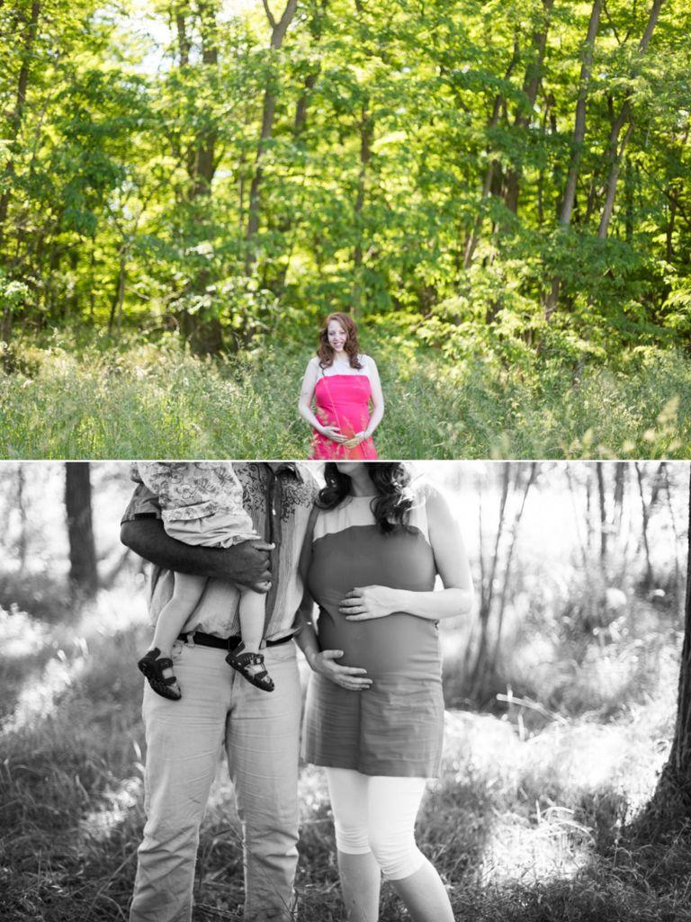 shooting famille grossesse