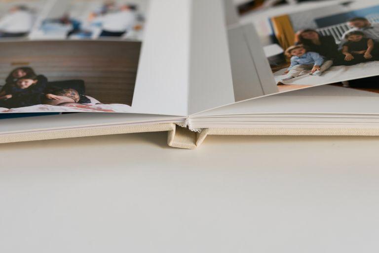 un album pour imprimer vos photos