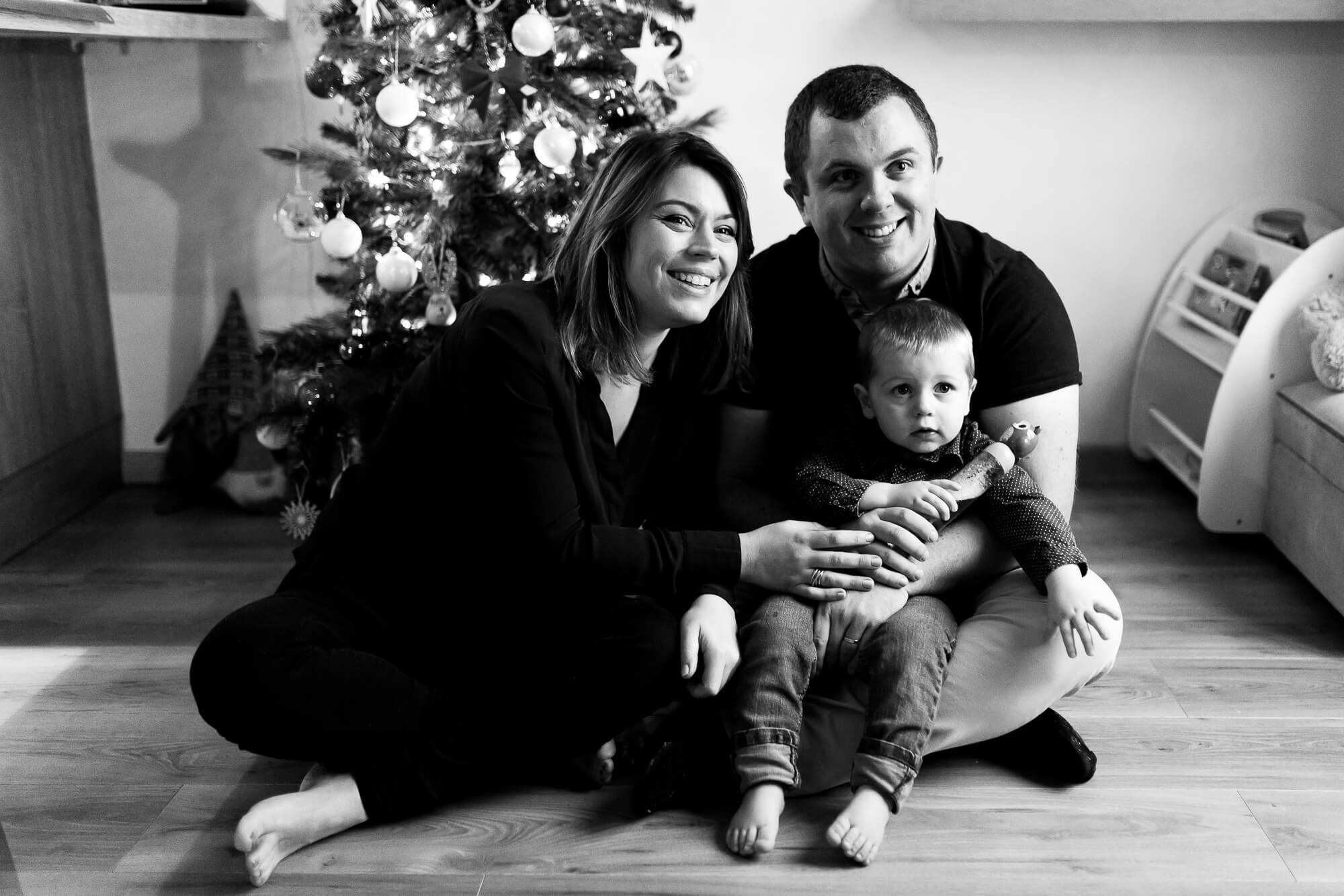 Photographe de famille pour chaque moment : des photos pour Noël