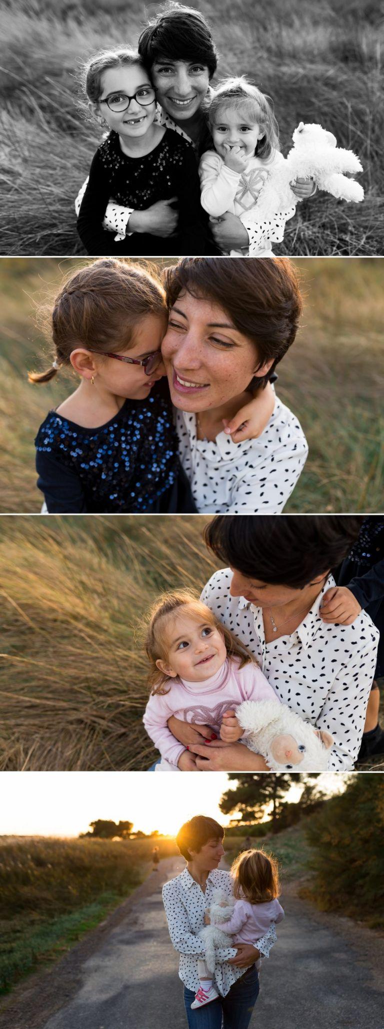 Photographe famille dans le Sud de la France