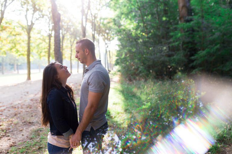 ce que j'aime dans la séance couple : l'amour !